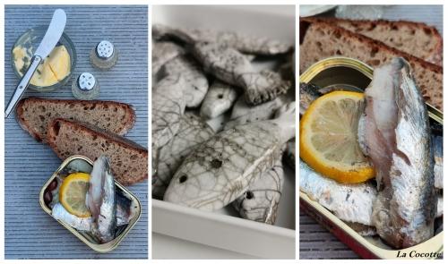sardines à l'huile thym-citron,la cocotte,france bleu nord,la vie en bleu