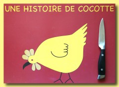 une histoire de Cocotte, salade au lard