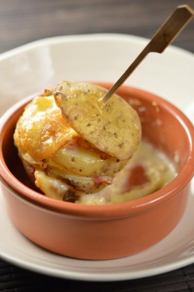 Pomme Tchiot Biloute, pommes de terre, fromage, fromage Tchiot Biloute