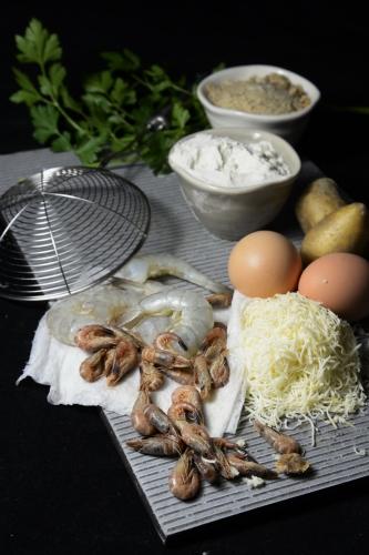 croquettes de crevettes façon belge,croquette de crevettes,la cocotte,la voix du nord