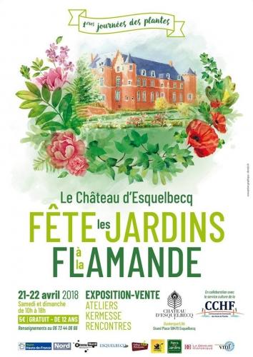 le chateau d'esquelbecq fête les jardins à la flamande,la cocotte,atelier-cuisine