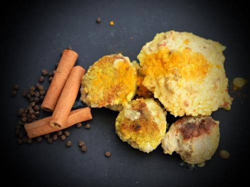boulettes garam masala, la cocotte, la voix du nord