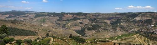 panorama Vallée du douro