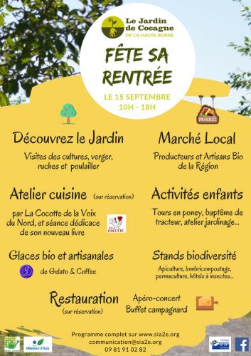 tartelettes prunes et miel,prunes,miel,la cocotte,la voix du nord, les jardins de cocagne à Villeneuve d'ascq