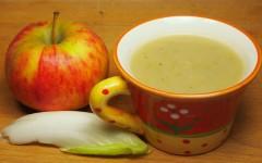 endives, chicon-bouillon, pommes, potage, soupe