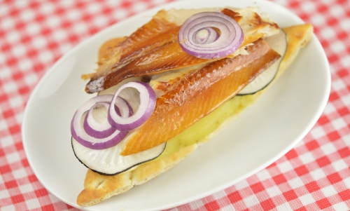 kipper toasts, kipper, hareng