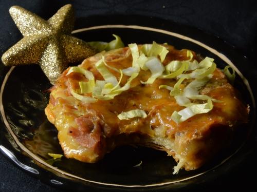 Croustilles à l'endive, endive, endives, jambon, maroilles