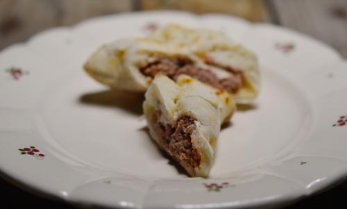 Pide au bœuf et coriandre, pide, boeuf, coriandre, La Cocotte