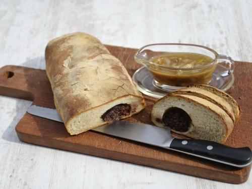 Boudin noir au pain blanc, boudin noir, pain blanc, la cocotte, la voix du nord