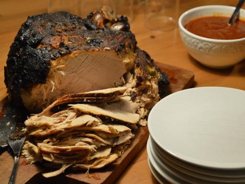 jambon des fêtes aux épices cajuns, La Cocotte, la voix du nord