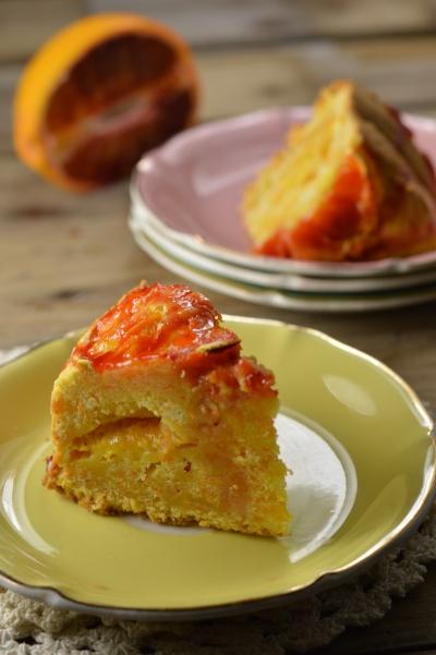 Cake orange-carotte, cake, carottes, oranges, La Cocotte