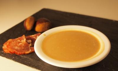 soupe de marrons