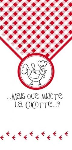 La Cocotte, Mais que mijote la Cocotte ?