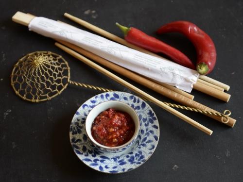 Dumplings poireaux-crevettes, dumplings, poireaux, crevettes, la Cocotte, la voix du nord