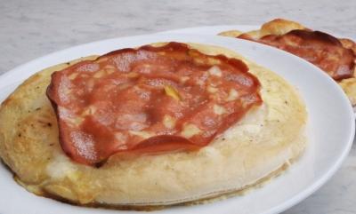 mortatarte, mortadelle, tarte, pizza