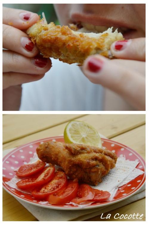Poulet frit LGD, poulet frit