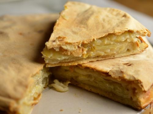 Superpommes posées, gâteau aux pommes, pommes Suntan, Suntan