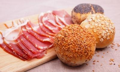 petits pains aux graines, petits pains, sésame, pavot, flocons d'avoine