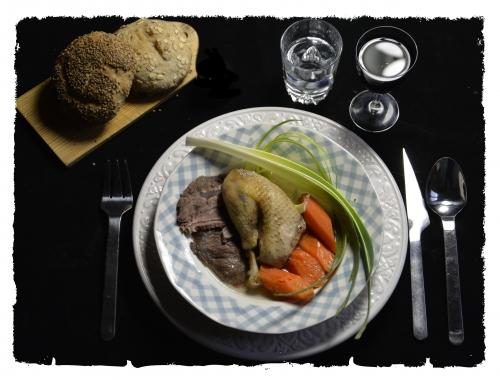 Poule au pot, La Cocotte, la Voix du Nord