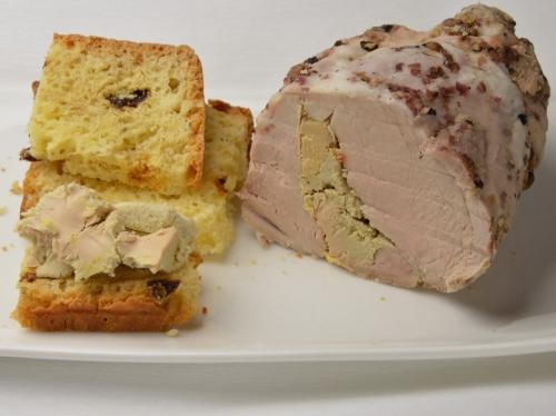 Filet mignon au foie gras, filet mignon, foie gras