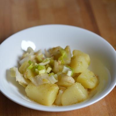 Pommes de terre Rogolbodives, pommes de terre, endives
