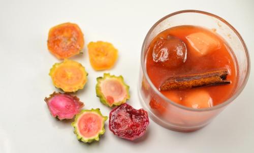 prunes au sirop de figues,prunes,figues de barbarie