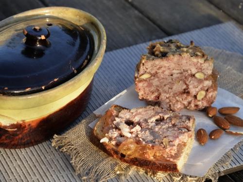 Pâté de cochon aux amandes, la Cocotte, la Voix du Nord