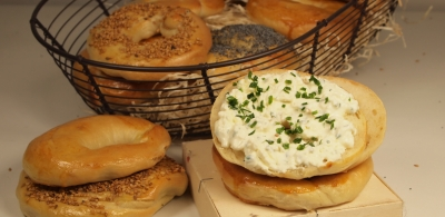 NY Bagels, bagels, New York, brunch, je brunche bio, terre vivante