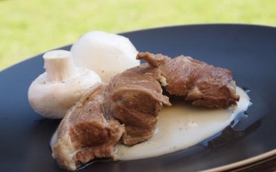 blanquette de veau, Voix du Nord, la Cocotte