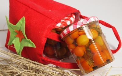 tomates-cerise au vinaigre, tomates-cerise, La Cocotte, nordblogs