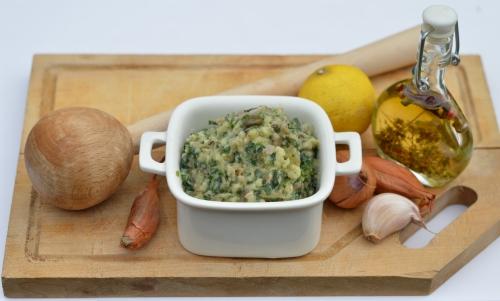 Salsa verde, La Cocotte