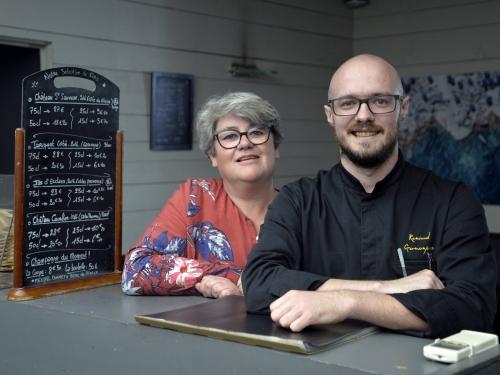 Maquereau et ses trésors du Nord de Renaud Germonprez, chez du restaurant Le Scoop à Lille, la Cocotte, la voix du nord, le Chef et la Cocotte