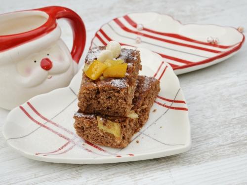 Gâteau aux épices de Noël et amandes, la cocotte, la voix du nord