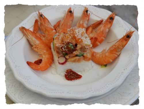 Salade saumon, la Cocotte, la Voix du Nord