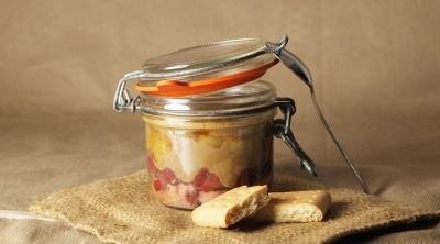 mini moka trifle, le comptoir du lys, Franck Boitez, Betty Rivière, Aire sur la lys, Femina, laCocotte