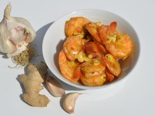 Crevettes à la sauce thaï, crevettes, thaï, la Cocotte, la Voix du nord