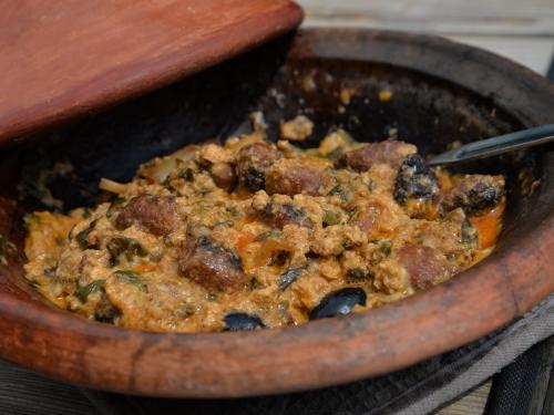 Tortilla bettes et merguez, la cocotte, la voix du nord