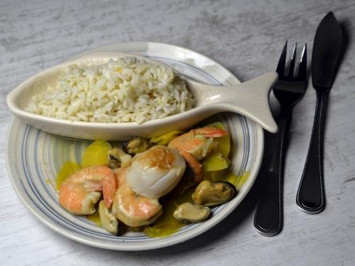 Cassole de la mer aux carottes, la Cocotte, la Voix du Nord