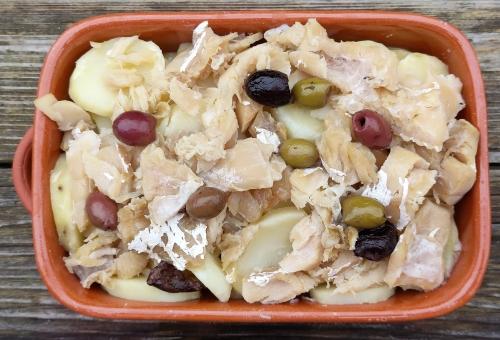 Morue au four et aux pommes de terre, la cocotte, France bleu nord