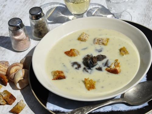 Soupe d'escargots, soupe, escargots, la Cocotte, la voix du Nord