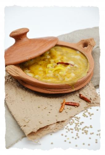Soupe de lentilles Abdellah, la cocotte, la voix du nord