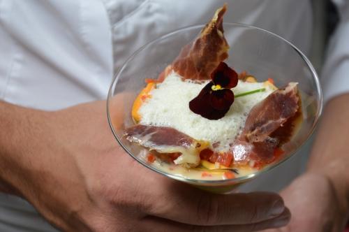 Royale de moules chez Mickael Braure, chef du restaurant la Royale à Lille, royale de moules, La Royale, Lille, Mickael Braure, La Cocotte, la Voix du Nord, le Chef et la Cocotte