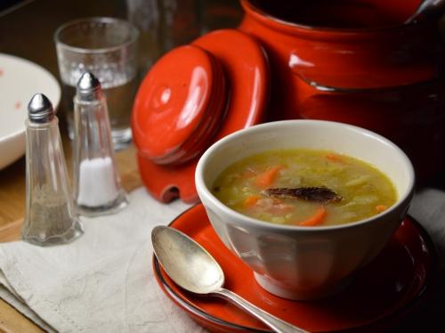 Chou Liboje, soupe au chou, chou blanc, Liboje