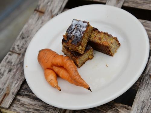 Pudding à la carotte, la cocotte, la voix du nord